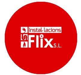 instal·lacions flix vermell