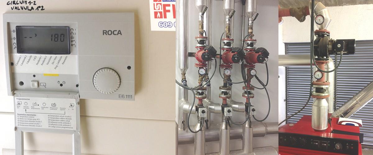 circuit electric instal·lacions flix