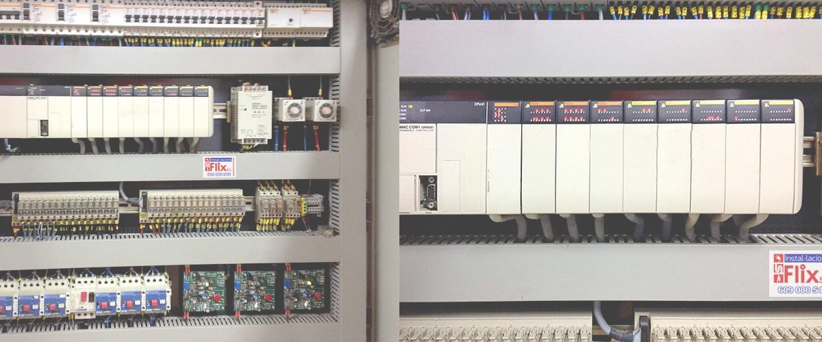 panels instal·lacions flix